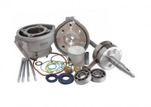 9926560 MAXI KIT TOP TPR 86CC D.50 CORSA 44 APRILIA RALLY 50 LC SP.12 ALLUMINIO