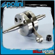 210.0052 ALBERO MOTORE POLINI EVO HM - VENT CRE 50 Minarelli AM6 SP.12