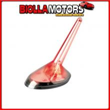 70251 LAMPA LED ANTENNA - LUCE INTERMITTENTE - ROSSO