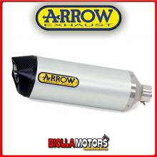 71749AK MARMITTA ARROW RACE-TECH APRILIA SRV 850 2012-2016 ALLUMINIO/CARBONIO