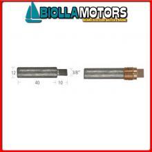 5127547 ANODO BARROTTO Barrotti Motore Caterpillar (12x40mm)