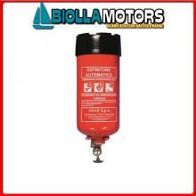 3020071 ESTINTORE PER BARCA AUTOMATICO 1KG Estintori Automatici CE0029