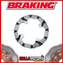 BY4504 DISCO FRENO POSTERIORE BRAKING HUSQVARNA CR 125cc 2005-2012 WAVE FLOTTANTE