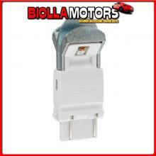 OA3557RBLI2 OSRAM 12V LEDRIVING RETROFIT LED PREMIUM 3557R-02B - (P27/7W) - W2,5X16Q - 2 PZ - BLISTER - ROSSO