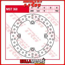 MST368 DISCO FRENO POSTERIORE TRW Suzuki DL 650 V-Strom 2004-2007 [RIGIDO - ]