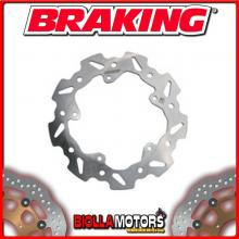 WF7508 DISCO FRENO POSTERIORE BRAKING BMW HP4 1000cc 2013-2014 WAVE FISSO