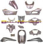 77366856 KIT CARENE ARGENTO HONDA SH 300 2007-2010
