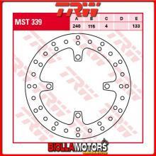 MST339 DISCO FRENO POSTERIORE TRW Suzuki RM-Z 250 2004-2006 [RIGIDO - ]