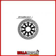 6591257 DISCO FRENO ANTERIORE DX-SX NG TRIUMPH Daytona (TD10) 675CC 2006/2012 1257