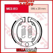 MCS813 GANASCE FRENO POSTERIORE TRW Honda NB 50 M 1984- [ORGANICA- ]