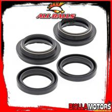 56-154 KIT PARAOLI E PARAPOLVERE FORCELLA KTM JR ADV 50 50cc 2002-2003 ALL BALLS