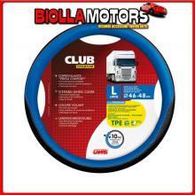 98907 LAMPA CLUB, COPRIVOLANTE PRESA CONFORT IN TPE - L - ? 46/48 CM - BLU