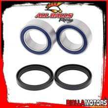 25-1663 KIT CUSCINETTI POSTERIORI PER ASSALI PERFORMANCE & ROW Suzuki LT-Z400 400cc 2003-2008 ALL BALLS