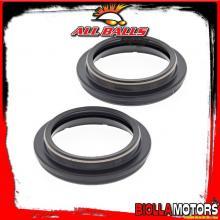 57-138 KIT PARAPOLVERE FORCELLA Moto_Guzzi Stelvio 1200 ABS 1200cc 2012- ALL BALLS