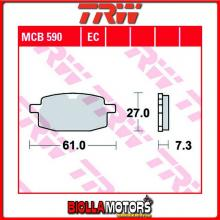 MCB590LC PASTIGLIE FRENO ANTERIORE TRW FlexTech (Baotian) BT 50 QT - [ORGANICA- LC]