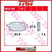 MCB590EC PASTIGLIE FRENO ANTERIORE TRW Qingqi QM 50 QT - [ORGANICA- EC]