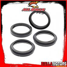 56-147 KIT PARAOLI E PARAPOLVERE FORCELLA KTM SX 125 125cc 2017- ALL BALLS