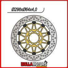 659404 DISCO FRENO ANTERIORE DX-SX NG DUCATI SuperSport (906SC2) 900CC 1989/1990 404 298-80-64-4-6-8,5