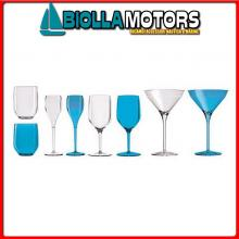 5802023 CALICE VERTICAL BEACH 330CC CLEAR Calici e Bicchieri Beach Line in Policrystal ®