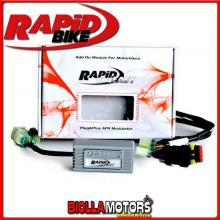 KRBEA-016 CENTRALINA RAPID BIKE EASY TRIUMPH Speed Triple 1050i / R 2005-2006