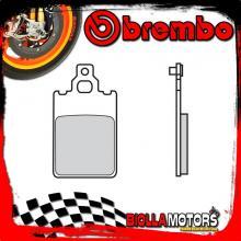 07009 PASTIGLIE FRENO ANTERIORE BREMBO FANTIC MOTOR FAST 1990- 50CC [ORGANIC]