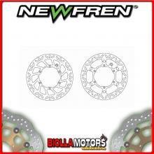 DF5107A DISCO FRENO ANTERIORE NEWFREN KTM LC8 950cc SUPER ENDURO 2006-2008 FISSO