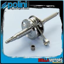210.0048 ALBERO MOTORE POLINI BETA ARK 50 AIR BIELLA 80 - SP.10 Per variatore originale o con spinotto variatore da d.13mm.
