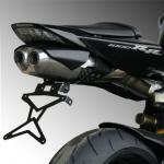8901000 PORTATARGA MOTO REGOLABILE IN ACCIAIO HONDA CBR 600 RR 2005-2006