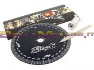 S6-4000SC DISCO GRADUATO STAGE 6 da 180mm