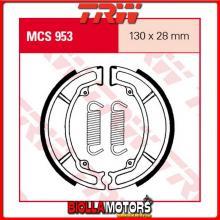 MCS953 GANASCE FRENO POSTERIORE TRW Keeway 125 Focus 2006-2007 [ORGANICA- ]