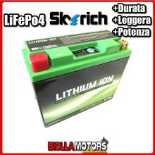 HJT12B-FP BATTERIA LITIO SKYRICH YT12B-BS LiFePo4 - YT12BBS MOTO SCOOTER QUAD CROSS