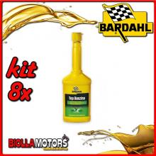 KIT 8X 250ML BARDAHL TOP BENZINA ADDITIVO PER INIETTORI 250 ML - 8x 107019