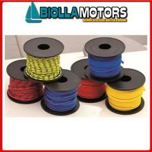 3106332 BOBINA TRECCIA YELLOW 2MM 30MT Bobinette Fullcolor