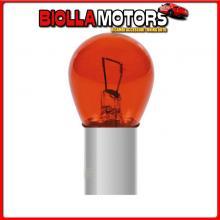 58058 PILOT 12V RED DYED GLASS, LAMPADA 1 FILAMENTO - (P21W) - 21W - BA15S - 2 PZ - D/BLISTER