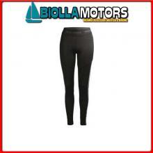 3040361 W HH LIFA PANT 990 BLACK XS Calzamaglia HH Lifa Pant Donna
