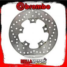 68B407J7 DISCO FRENO ANTERIORE BREMBO SYM HD2 EVO 2013- 200CC FISSO