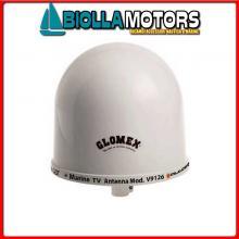 5637051 ANTENNA TV GLOMEX V9126 Antenna TV + FM Radio Altair V9126