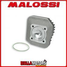 387007 TESTA CILINDRO MALOSSI D. 47 BSV DIO GP 50 (AF18E) IN ALLUMINIO AD ARIA -