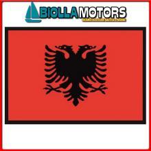 3401430 BANDIERA ALBANIA 30X45CM Bandiera Albania