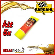 KIT 5X 250ML BARDAHL T&D ADDITIVO OLIO CAMBIO E TRASMISSIONE 250ML - 5x 140019