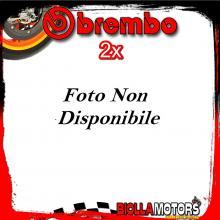 2-M548Z03 KIT PASTIGLIE FRENO BREMBO [Z03] MV AGUSTA BRUTALE 2012-> 675CC [ANTERIORE]