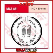 MCS821 GANASCE FRENO POSTERIORE TRW Honda TRX 250 EX Sporttrax 2001-2008 [ORGANICA- ]