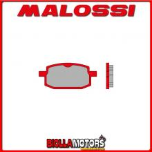 6215044BR COPPIA PASTIGLIE FRENO MALOSSI Anteriori BAOTIAN ECO BIKE 50 4T (139 QMB) MHR Anteriori