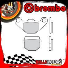 07026 PASTIGLIE FRENO ANTERIORE BREMBO FANTIC MOTOR PONY SR 1993- 50CC [ORGANIC]