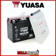 E01138 BATTERIA YUASA YTX12-BS SIGILLATA CON ACIDO YTX12BS MOTO SCOOTER QUAD CROSS