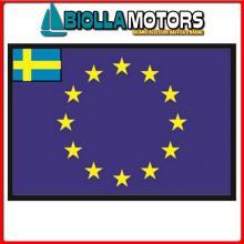3403220 BANDIERA SVEZIA UE 20X30CM Bandiera Svezia UE