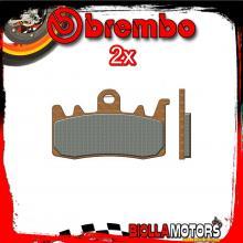 2-M568Z04 KIT PASTIGLIE FRENO BREMBO [Z04] MV AGUSTA RIVALE 2013-> 800CC [ANTERIORE]