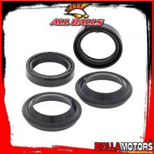 56-125 KIT PARAOLI E PARAPOLVERE FORCELLA Harley FXD Super Glide 82cc 1995-1998 ALL BALLS