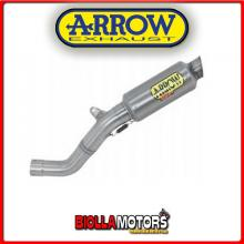 71009GPI MARMITTA ARROW GP2 APRILIA RSV4 2009-2015 DARK/