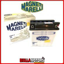 MOB9L-B BATTERIA MAGNETI MARELLI YB9L-B SENZA ACIDO YB9LB MOTO SCOOTER QUAD CROSS